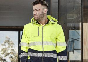 Suzmic Hi-Vis workwear